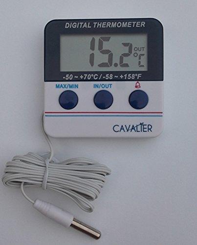 prezzo Frigorifero o congelatore termometro digitale con allarme e max min Feature