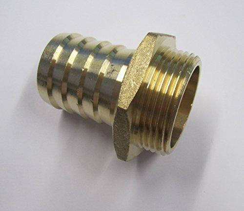 Tétine vis-raccord de tuyau avec filetage extérieur 1 1/4 \