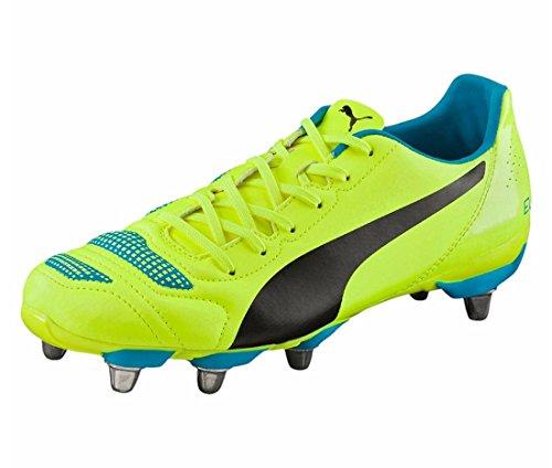Chaussures de rugby Puma evoPOWER 4 - mehrfarbig