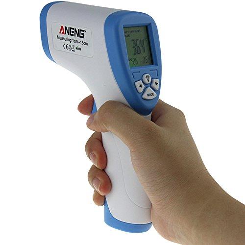 Tuto Aneng An201 Digital Infrarrojos Termómetro Para Bebé Adulto Sin Contacto Temperatura...