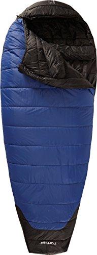 Nordisk Gorm -2° Sleeping Bag L limoges blue/black 2016 Mumienschlafsack - 2