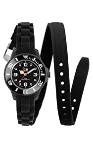 Ice-Watch Damen-Armbanduhr Ice-Twist Mini schwarz TW.BK.M.S.12