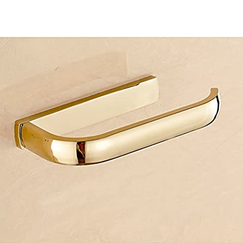 European solid brass Towel rack/Tissue-paper basket/ toilet roll holder/ paper towel basket/Bathroom rustic toilet paper holder/Tray-A