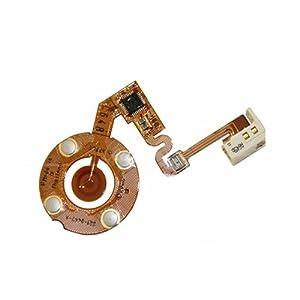 Apple iPod Nano 2G Flex Bandkabel für Clickwheel Headphone Jack Ersatzteil Neu und OVP