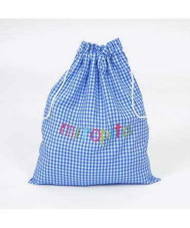 10XDIEZ Bolsa Ropa - Color - Azul Marino