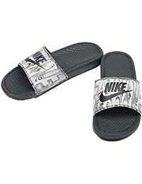 half off a32b3 e4f49 Nike Benassi JDI Print, Chanclas para Hombre