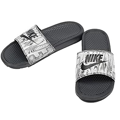 4df84fba0ba391 Nike Herren Benassi JDI Print Dusch-   Badeschuhe  Amazon.de  Schuhe ...