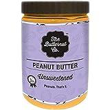 The Butternut Co. Unsweetened Peanut Butter - Creamy (1 KG)