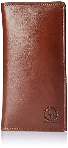 Lino Perros Women's Wallet (Brown)  available at amazon for Rs.267