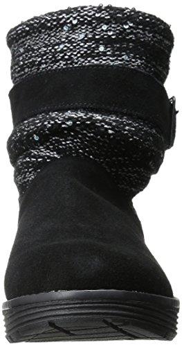 Skechers - Adorbs Sparkling Wit, Stivale da donna Nero (Nero (Blk))