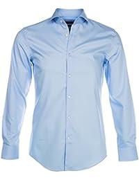 BOSS Shirt Jerrin in Sky Blue