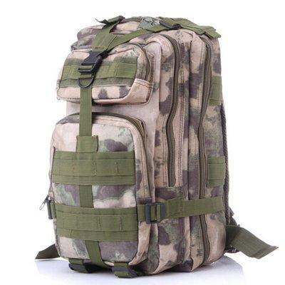 Mefly Tattiche Di Mimetizzazione Sacchetto Impermeabile Zaino 3P Zaino Militare Di Nylon Esercito Di Viaggio Fx Camouflage fx camouflage