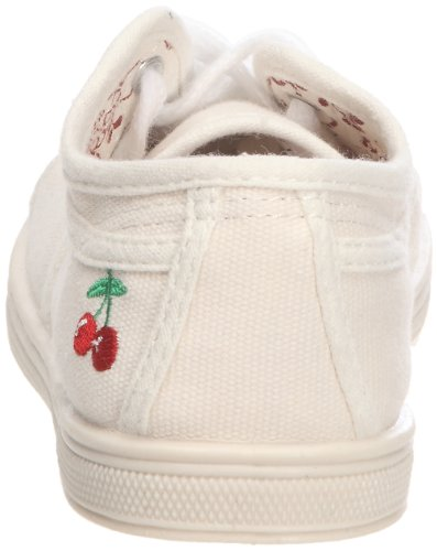 Little Cerise Basic 02, Mädchen Sneaker Weiß (White)