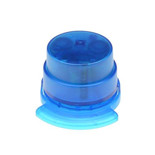 bind klammerloser Hefter ORIGAMI Papiertacker ohne Klammern Falttechnik blau 70522-1
