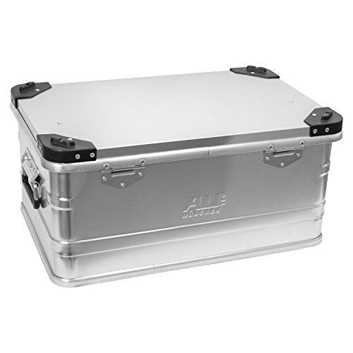 Aluminiumbox D47 aus 1 mm starkem Alublech 582 x 385 x 277 mm