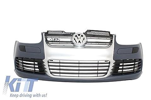 KITT FBVWG5R32A Stoßstange Vorne Aluminium Front Bumper R Line