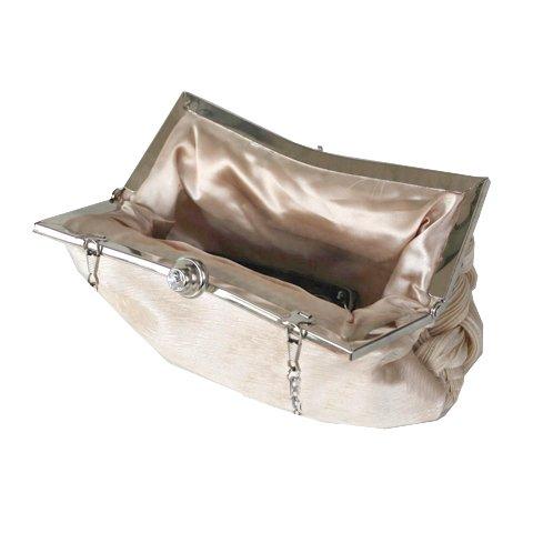 VENI MASEE®® Strick-Stil prom & Party Abend Handtasche mit Kristallen, clutch bag, Geschenkideen - Farben verschiedenen, Preis / Stück Lila
