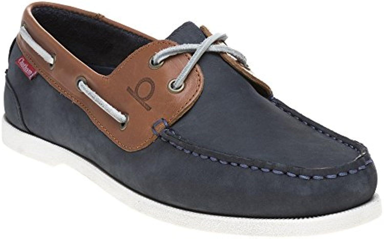 Chatham Marine Galley II Hombre Zapatos Azul