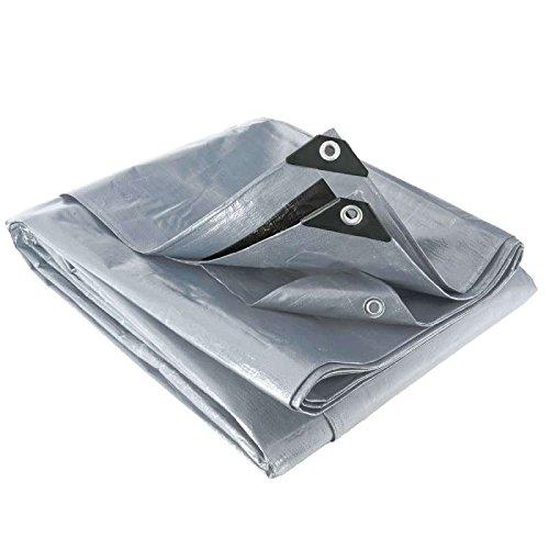 Bache Silver 200g/m² 3,5 x 5m