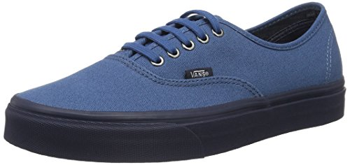 Vans Herren Ua Authentic Sneakers Blau (C&d)
