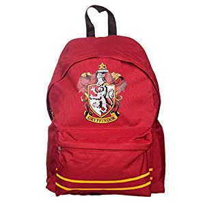 41xttI%2BcwcL. SS300  - Rucksack - Harry Potter (Gryffindor Crest)