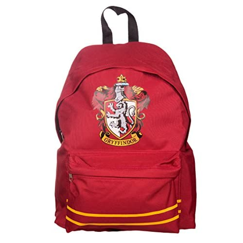 41xttI%2BcwcL. SS500  - Harry Potter | Gryffindor Rucksack | Officially Licensed