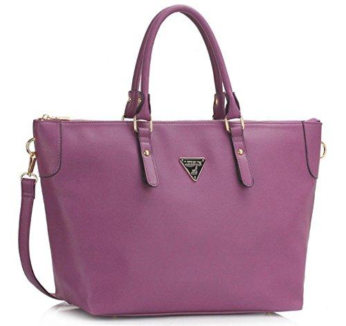 Berühmtheit Handtaschen Groß Leahward® Größe Große kX80wONnP