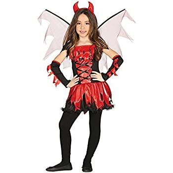 Diy Halloween Costumes For Girls Age 11 13.New Girls Childrens Devil Halloween Fancy Dress Costume