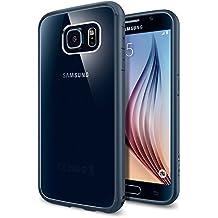 Spigen SGP11313 - Funda para Samsung Galaxy S6, Azul oscuro