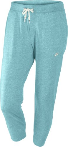 Nike Pantacourt pour femme Time Out Turquoise