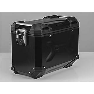 Suitcase Alu-Box Straight Trax Adventure 37L Black SW-Motech