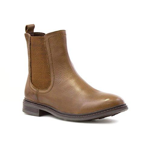 Heavenly Feet - Stivali Chelsea donna Brown
