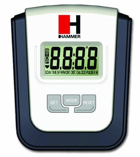 Hammer Crosstrainer Ellyptech CT3, 4120 Bild 5*
