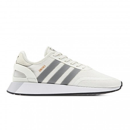 Adidas Haven, Zapatillas Para Hombre, Blanco (Chalk White/Trace Orange/Off White 0), 42 2/3 EU