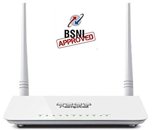 Bsnl Ramptel Rd151 300Mbps Wireless Adsl2+ Modem/Router