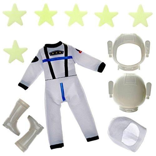 Lottie Kleidung für Puppe LT086 Astro Adventures Outfit Set - Puppen Zubehör Kleidung Puppenhaus Spieleset - Zubehör Kleidung Puppenhaus Spieleset - ab 3 Jahren