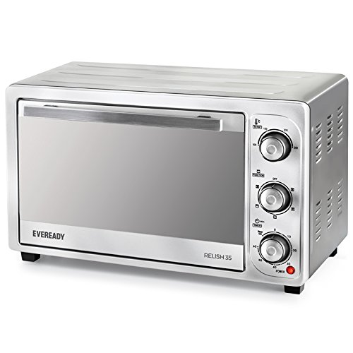 Eveready Relish 35 Ltr Oven Toaster Griller