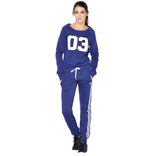 MüHsam Hoodies Frauen Casual Frau Mode Sweatshirts Langarm Hoodied Baumwolle Druck Brief Weibliche Trainingsanzüge Sportswear Pullover Frauen Kleidung & Zubehör