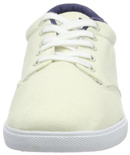 Globe Lighthouse-Slim GBLIGHTHS Unisex-Erwachsene Sneaker Weiß (antique white 11689)