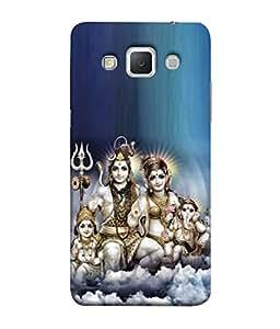 Snapdilla Designer Back Case Cover for Samsung Galaxy Grand Max G720 (Design Statue Background Wallpaper Hindu Art Culture Ganapathi)