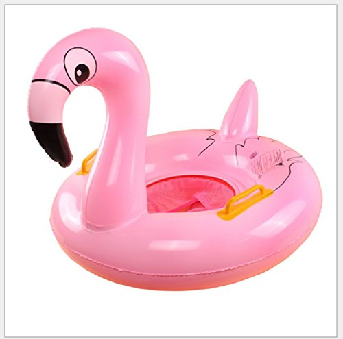 flamingo-swim-ring-inflatable-pool-baby-seat-swim-aid-floats-toy-for-newborn-baby-ride-on-swan-pink