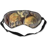 Schlafmaske mit Totenkopf-Motiv, Unisex, Augenschutz preisvergleich bei billige-tabletten.eu