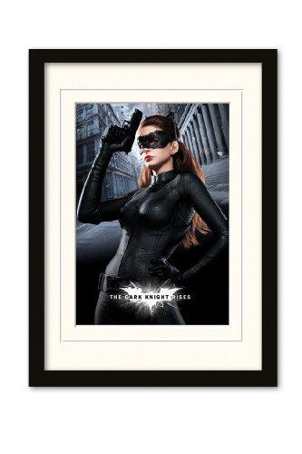 The Dark Knight Der Dunkle Ritter Steigt 'Catwoman' Memorabilia, 30 x 40 cm Mehrfarbig