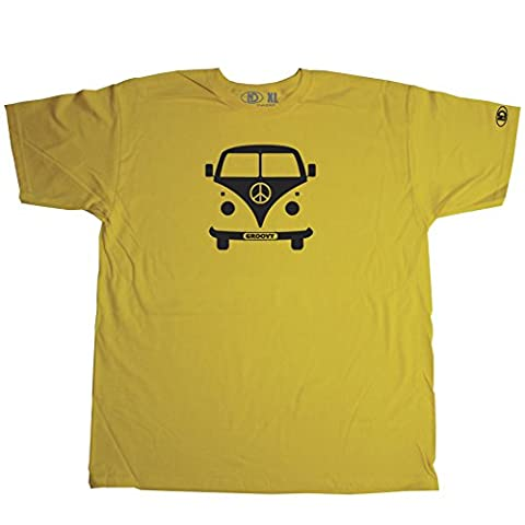 VW Camper Symbole de Paix Split Écran T pour homme