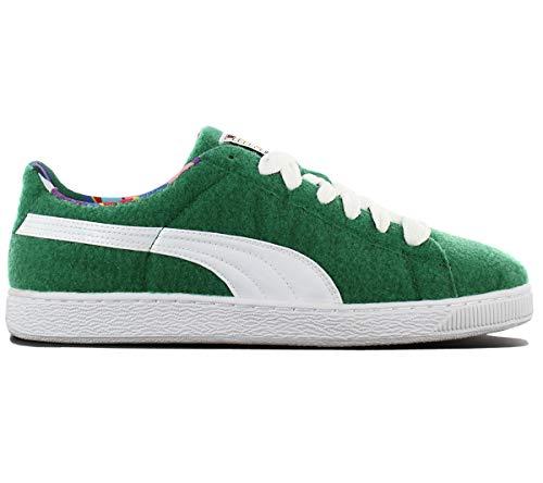PUMA Commander X Dee   Ricky CR Hommes Sneaker Vert 360 084 02 6385fc767