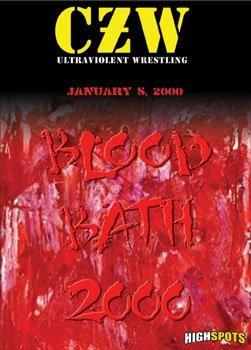 Czw- Combat Zone Wrestling- Bloodbath DVD-R