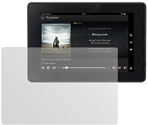 dipos Amazon Kindle Fire HD 7 Zoll Modell 2013 Schutzfolie (2 Stück) - Antireflex Premium Folie matt