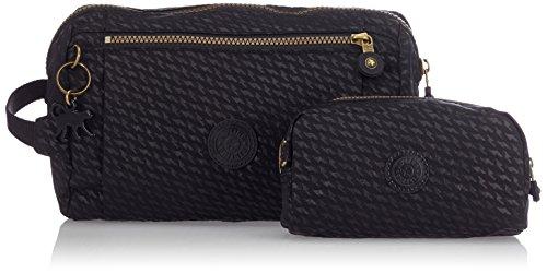 Kipling K17149L01 Bolsa de Aseo, Color Negro (Plover Black)