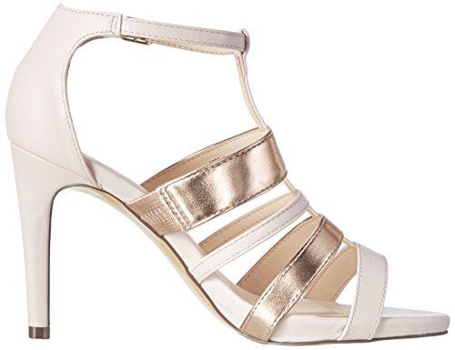 De Mulheres Outro Gold1867 Se Par Rosa Salto De Sabiae1 Cunha Com Levantou Sandálias Sapatos nu HHZtUnSxqw