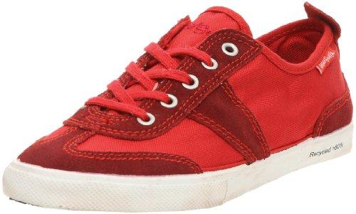 People'SWalk Grant, Baskets mode femme Rouge